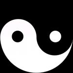 le Inn-Yang exprime et montre le mouvement du Tao