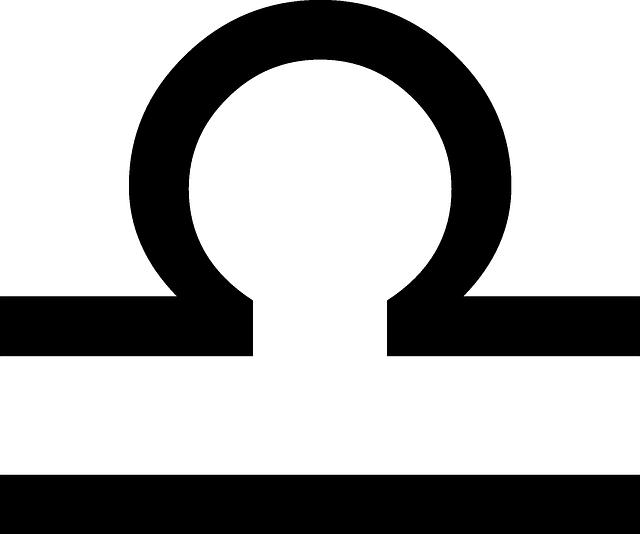 symbole balance