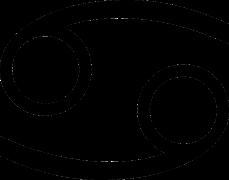 symbole cancer