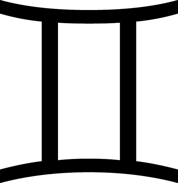 symbole gémeaux