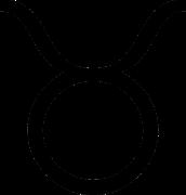 symbole taureau