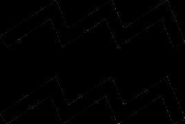symbole verseau