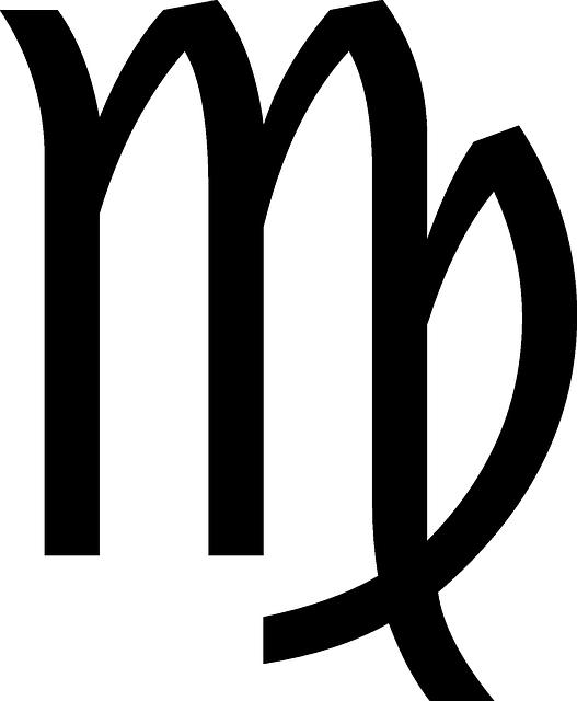 symbole vierge