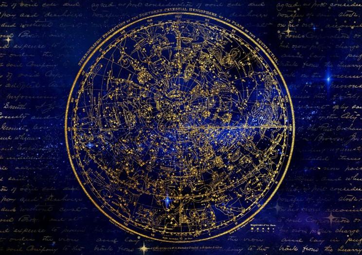 constellations hemisphere nord