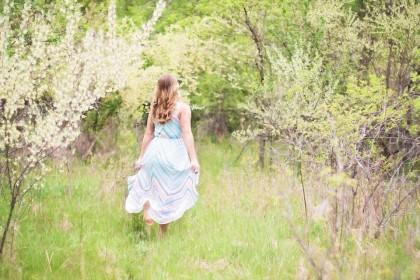 printemps femme